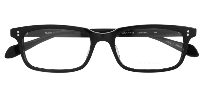 Oliver Peoples DENISON-J col.BK